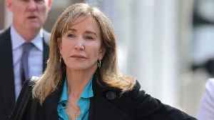 Felicity Huffman Pleads Guilty For Being Involved In College Scam [Video]