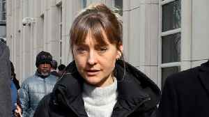 Allison Mack Pleads Guilty In Alleged 'Sex Cult' Case [Video]