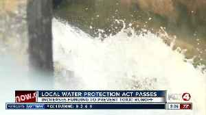 U.S. House passes Local Water Protection Act [Video]