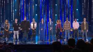 American Idol 2019 Top 20: Second Round of Cuts [Video]