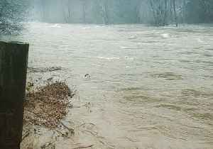 Swollen Willamette River Surges in Oakridge, Oregon [Video]