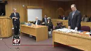 Lou Anna K. Simon's former assistant testifies in preliminary exam [Video]