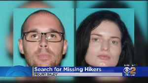 All-Out Search Underway For 2 Missing Hikers Near Mount Baldy [Video]
