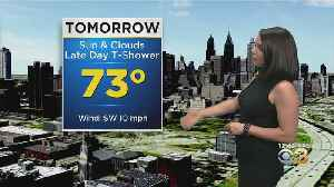 Philadelphia Weather: Sunny & Seasonable Midweek [Video]