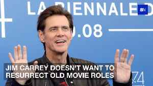 Jim Carrey Is Not Going Backwards [Video]