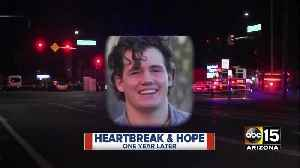 Hope for justice in GCU student's death [Video]