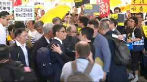 Hong Kong 'Umbrella Movement' protest leaders found guilty [Video]