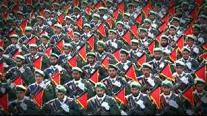 US labels Iran's elite Revolutionary Guard Corps a 'terror group' [Video]