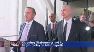 Opening Statements Expected In Mohamed Noor Trial [Video]