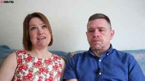 Married couple sheds 10 stone between them [Video]