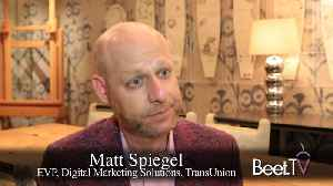 TransUnion Offer Credit Scores For Ad Targeting: Spiegel [Video]