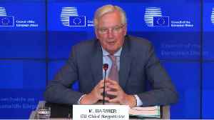 Will Chief EU Negotiator Barnier Approve A Brexit Delay? [Video]