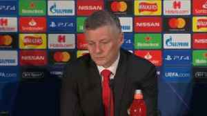 Solksjaer gives United injury update [Video]