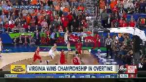 UVA wins National Championship in overtime [Video]