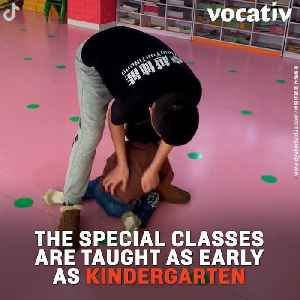 China is Fighting Kid Abduction with Special Self-Protection Drills in Kindergartens [Video]