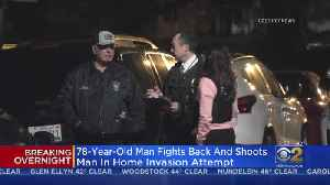 Elderly Homeowner Shoots One Of Three Suspects In Attempted Home Invasion [Video]
