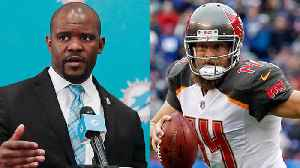 Miami Dolphins' roster reset: Who will head coach Brian Flores put at quarterback? [Video]