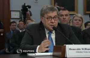 Barr to release redacted Mueller report