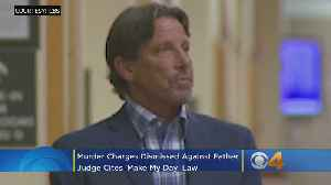 'Make My Day' Law Cited As Murder Charge Is Dismissed Against Frank