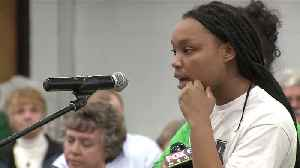 'I Hear the N-Word Every Day:' Wisconsin Students Speak About Racism at School Board Meeting [Video]
