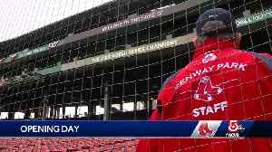 Fenway faithful ready for Home Opener! [Video]