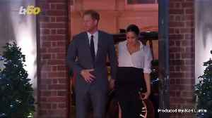 The Duke and Duchess of Sussex Are Now Known as 'Brand Sussex' [Video]