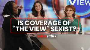 "The story behind the media's cat fight"" fixation with ""The View' [Video]"
