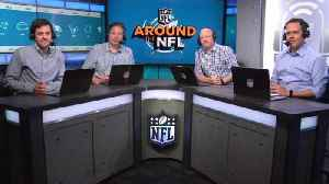 News video: Around The NFL: Which team can end the New England Patriots' reign as AFC East champions?