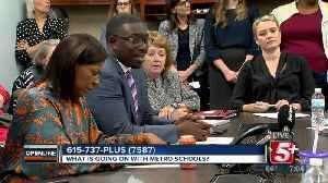 What is going on with Metro Schools p1 [Video]