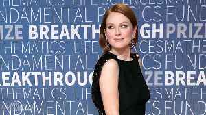 Julianne Moore Set to Star in Apple Drama 'Lisey's Story' | THR News [Video]