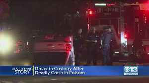 Citrus Heights Woman, 21, Suspected Of DUI In Deadly Folsom Crash [Video]