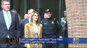 Actress Lori Loughlin Among Those Facing New Charges In College Admissions Scandal [Video]