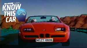 The BMW Z1 Was the Car Of a Future We Didn't Deserve [Video]