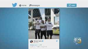 Photo Of Sixers' Tobias Harris, Boban Marjanovic, And Philly's Own Will Smith Goes Viral [Video]