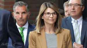 Lori Loughlin, Husband Mossimo Giannulli Indicted on New Charge of Money Laundering Conspiracy | THR News [Video]
