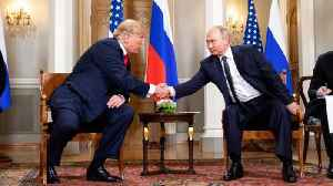 News video: Putin On Mueller Probe: 'A Mountain Has Given Birth To A Mouse'