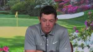 McIlroy comfortable at Augusta [Video]