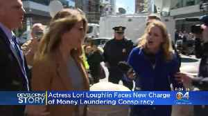 Lori Loughlin Hit With More Charges In College Admissions Scam [Video]