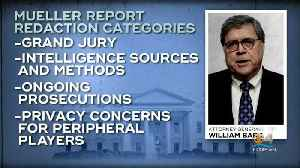 William Barr Testifies On The Mueller Report [Video]