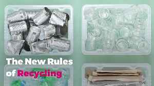 The New Rules of Recycling [Video]