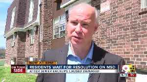 Residents wait for resolution on MSD [Video]