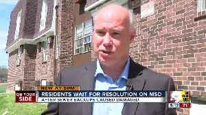 MSD fix can't come soon enough for those affected by sewer backups [Video]