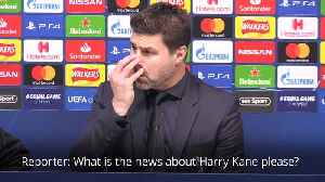 Mauricio Pochettino: Harry Kane could be out for rest of the season [Video]