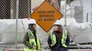 Construction Company Rolls Out Inclusive 'At Work' Signs, Recruits Women [Video]