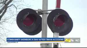 Webster County Train accident [Video]