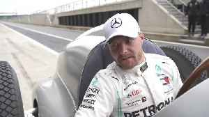 125 Years of Motorsport - Valtteri Bottas, Driver Mercedes-AMG Petronas Motorsport [Video]