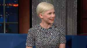 The Reason Michelle Williams Won't Watch Her Own Work [Video]