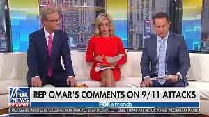 'Dangerous Incitement': Ilhan Omar Slams Fox News Host For Questioning If She's 'American First' [Video]