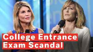 Felicity Huffman Pleads Guilty In College Admissions Scandal While Lori Loughlin Faces New Charges [Video]