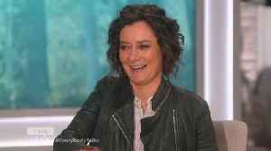 Sara Gilbert Says Thank You for 'outpouring of love'; 'I was overcome with emotion' [Video]